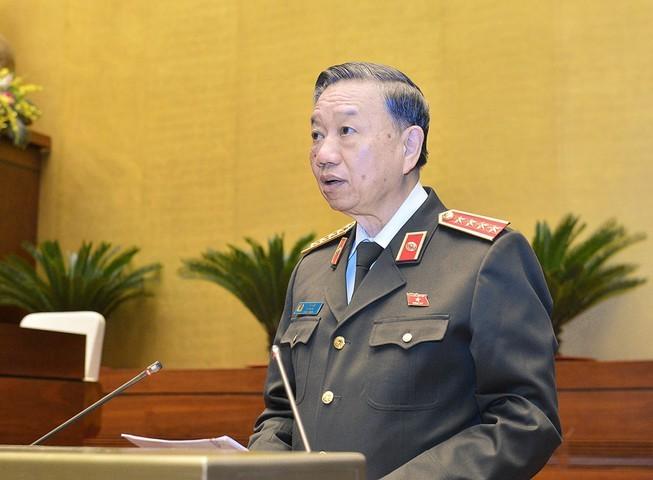 Bộ trưởng Công an: Ngăn chặn tốt nguồn ma túy vào Việt Nam