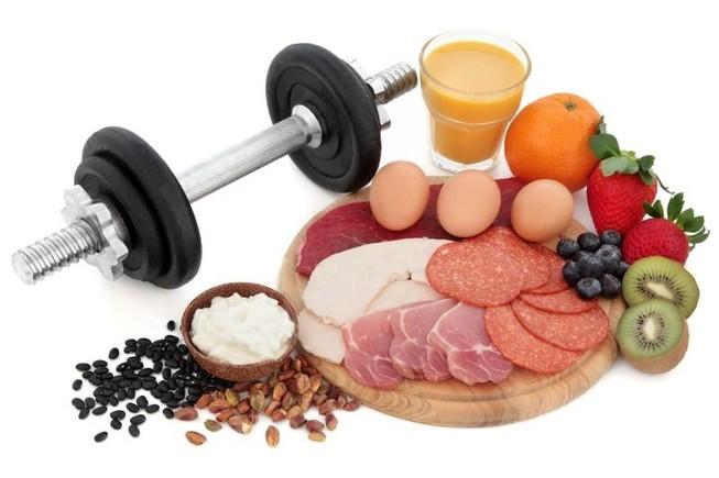 Trước khi luyện tập thể dục nên ăn gì?