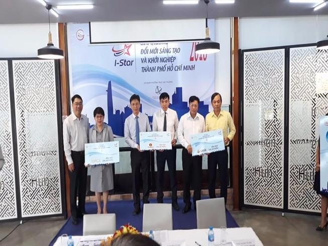 TP HCM tổ chức giải 'Đổi mới sáng tạo và khởi nghiệp'