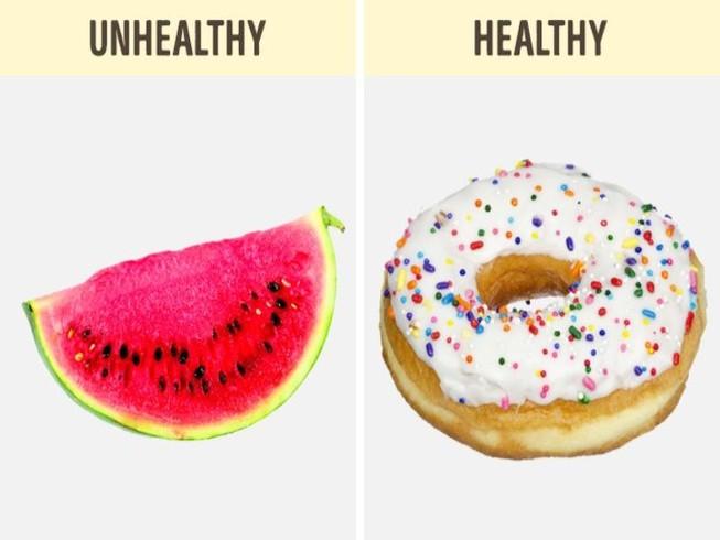 Thực phẩm tốt hay xấu là do cơ thể quyết định