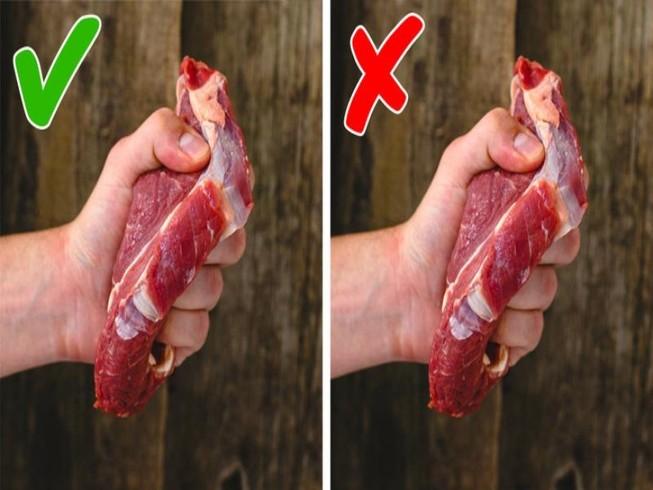 Cách lựa chọn thịt tươi ngon và an toàn