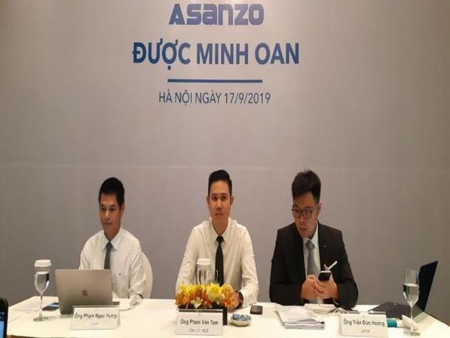 Sharp Việt Nam: 'Asanzo nói không đúng sự thật'