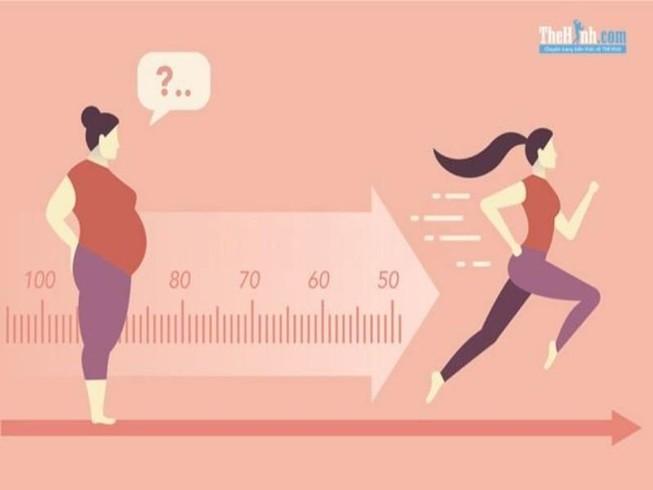 Người béo phì không phải cứ chạy bộ là giảm được cân