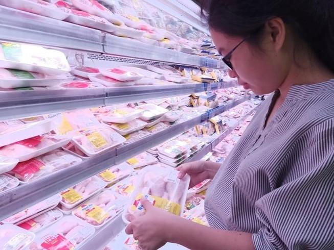 Thực phẩm đông lạnh: Làm sao để an toàn khi mua?