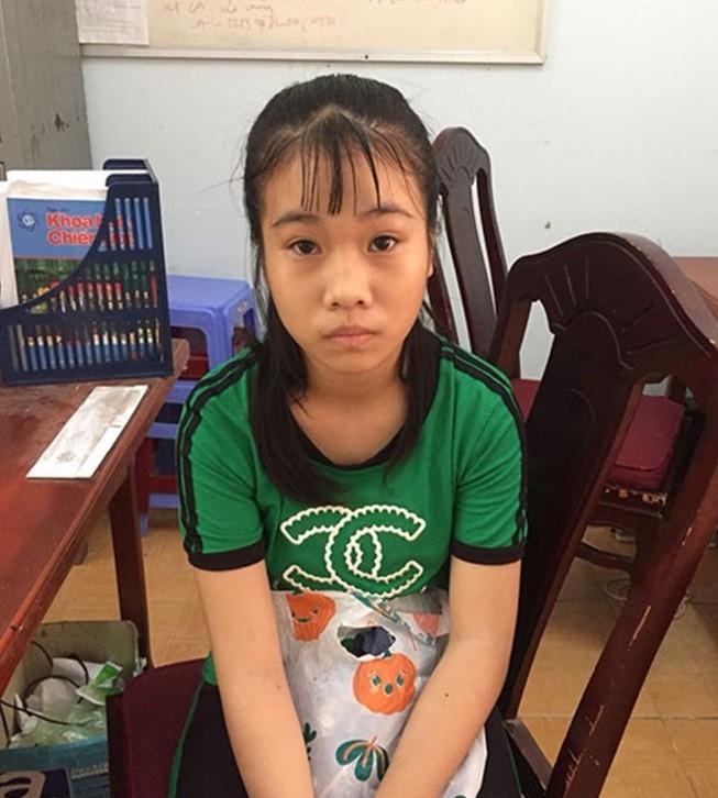 Công an tìm thân nhân  bé gái 13 tuổi lạc ở Đồng Nai