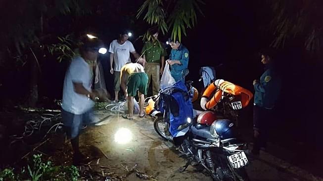 Nhóm phượt thủ vào Hồ Tiên 1 người chết, 1 người mất tích