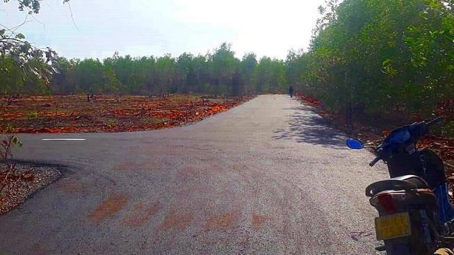 Ngưng chuyển quyền sử dụng 17 ha đất sai phạm tại Phan Thiết