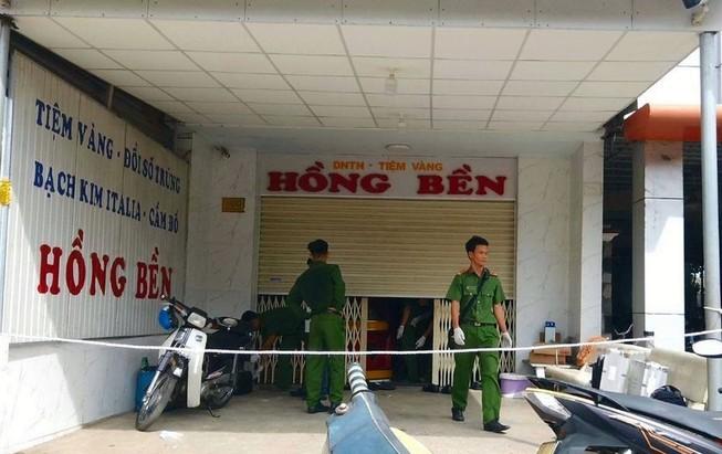 Nghi can trộm 200 cây vàng ở Bình Thuận bị bắt tại Bắc Ninh