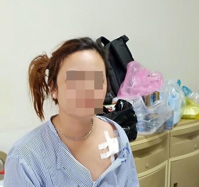 Giám định thương tật cô gái nghi bị giám đốc tung clip 'nóng'