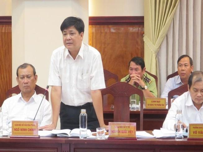 Hai trường hợp cách ly ở Bình Thuận đều âm tính với Corona