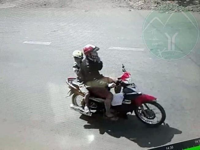Nghi kẻ sát hại bé trai 10 tuổi tự thiêu trên đèo Đại Ninh