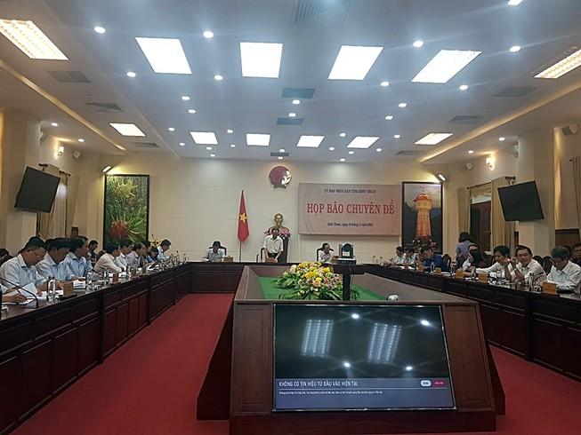 Vì sao không đấu giá 4 dự án 'lùm xùm' ở Bình Thuận?