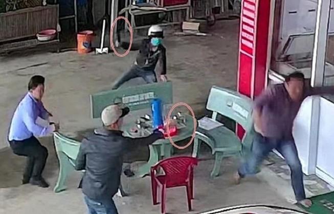 Truy tố kẻ nổ súng truy sát chủ nợ trước Văn phòng công chứng