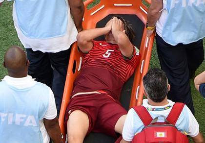Ronaldo mất đối tác ăn ý ở đội tuyển Bồ Đào Nha