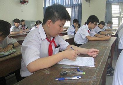 Đề Ngữ Văn  hay, thí sinh thi lớp 10 thích thú