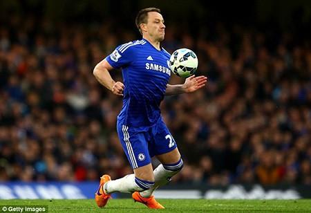 Lộ phiếu bầu Terry chọn sao Liverpool là cầu thủ xuất sắc nhất năm