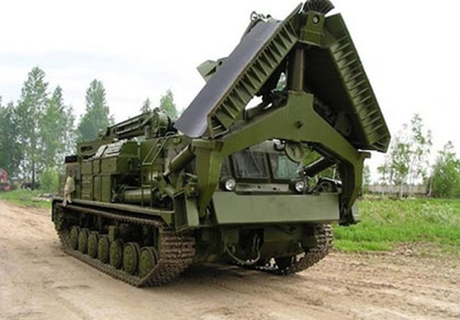 Nga phát triển xe thiết giáp công binh thế hệ mới