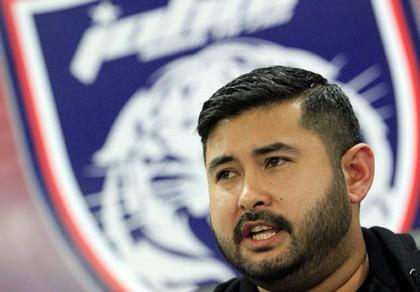 Hoàng tử bang Johor nhờ FIFA chống tham nhũng ở Malaysia