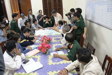 Thủ tướng chỉ đạo tìm kiếm, giúp đỡ nạn nhân vụ chìm tàu Hoàng Phúc 18
