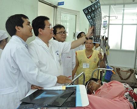 Ông Huỳnh Văn Nén sẽ xuất viện trong tuần này