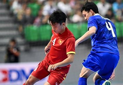 Futsal Việt Nam tập trung chuẩn bị World Cup 2016