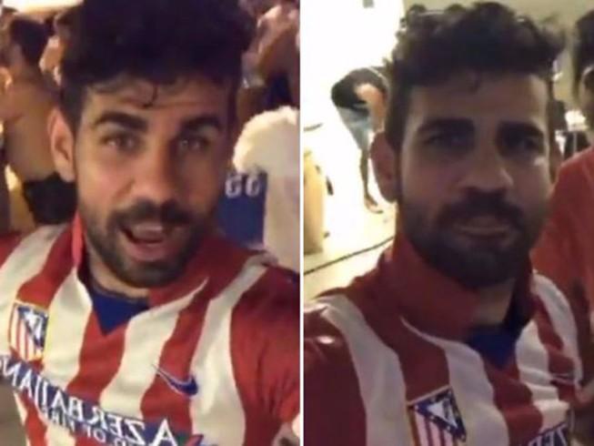 Chelsea dậy sóng:Matic đòi đến MU,Costa mặc áo Atletico