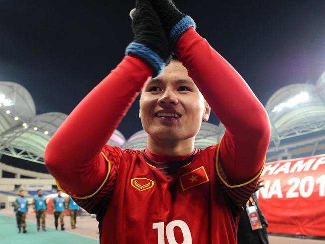 """AFC phỏng vấn Quang Hải: """"U-23 VN muốn vào chung kết"""""""