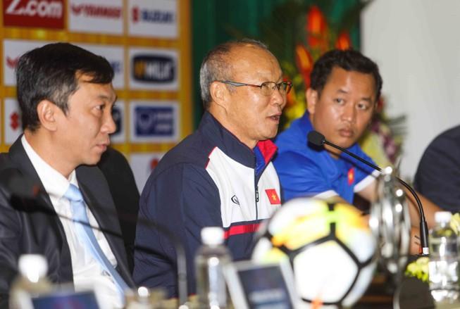 HLV Park Hang-seo tiết lộ sốc về thể lực U-23 Việt Nam