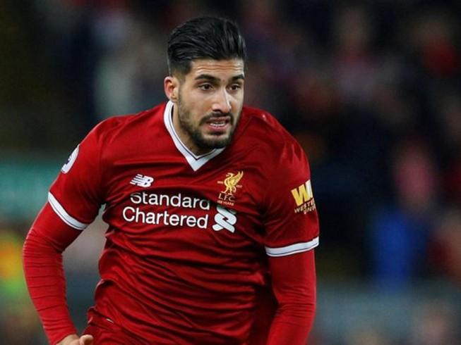 Liverpool mất trắng Emre Can cho Juventus