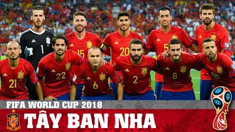 Bảng B World Cup 2018: Hấp dẫn 'đại chiến' châu Âu