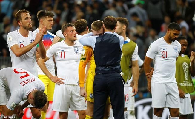 Nhìn lại trận thua đau đớn khiến Anh bỏ lỡ chung kết World Cup