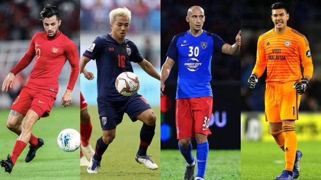 Tốp 10 cầu thủ giá trị nhất Đông Nam Á: Sao Việt Nam vắng bóng