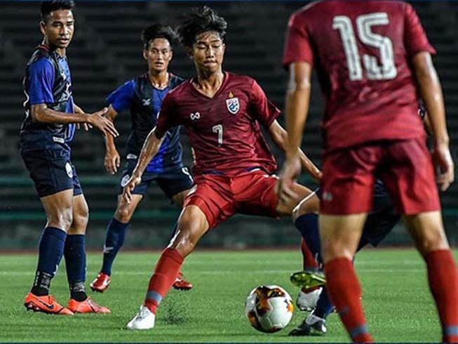 Bóng đá Campuchia lại thắng Thái Lan: Bình thường thôi
