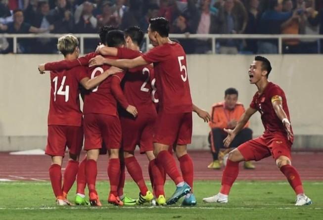 Bất ngờ lịch thi đấu vòng loại World Cup 2022 ủng hộ Việt Nam