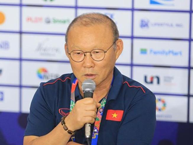 HLV Park Hang-seo: Tôi có trách nhiệm mang HCV về cho Việt Nam
