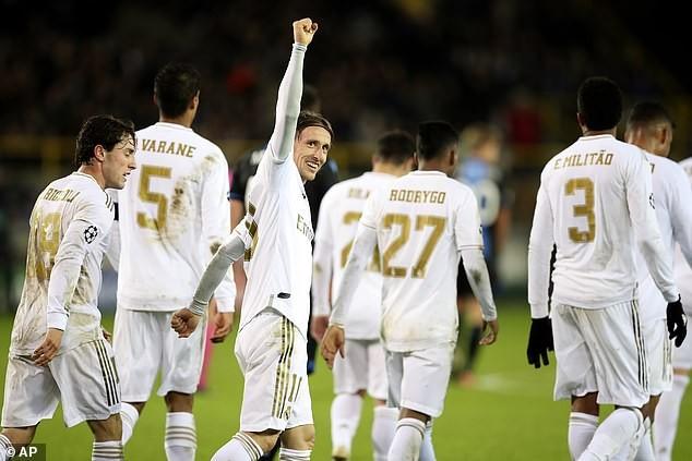 Real Madrid gặp khó lớn ở vòng knock-out Champions League