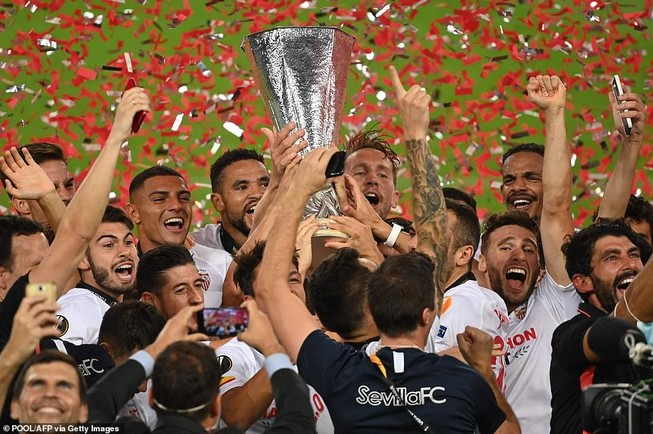Lukaku hóa tội đồ, Sevilla vô địch Europa League lần thứ 6
