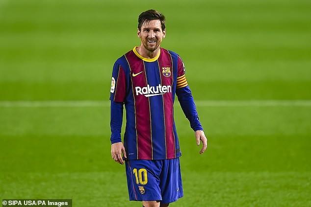 'Chúng tôi đã sẵn sàng để Messi chia tay Barcelona'