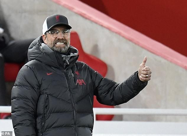 Liverpool lập kỷ lục ở Premier League