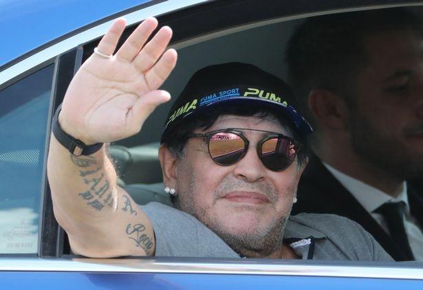 Lời nói cuối cùng đau đớn của Diego Maradona
