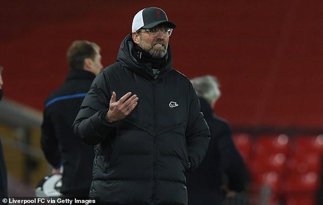 Chia tay Liverpool, Klopp sẽ dẫn dắt tuyển Đức? ẢNH: GETTY