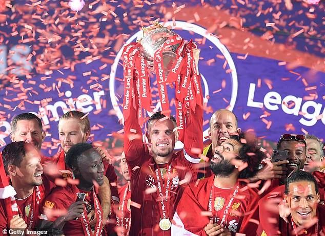 Liverpool vẫn chưa thể tổ chức lễ diễu hành ăn mừng chức vô địch Premier League 2019-2020. ẢNH: GETTY
