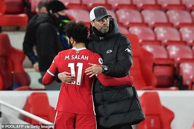 Klopp sẽ chia tay Liverpool? ẢNH: GETTY