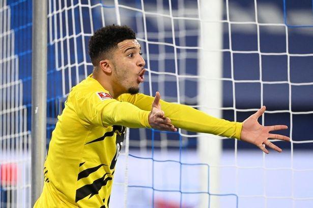 Dortmund sẽ bán Sancho nếu tình hình tài chính không ổn. ẢNH: GETTY