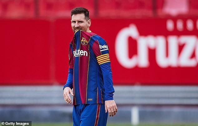 Tương lai của Messi sẽ là vấn đề nóng nhất mùa hè năm nay. ẢNH: GETTY