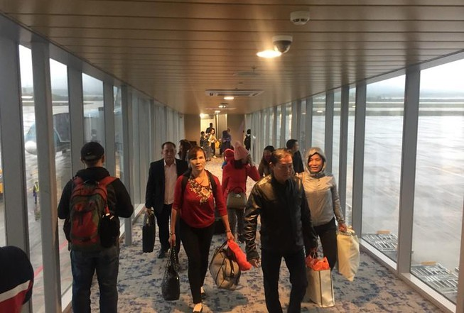 Chưa cho hàng không ngoại đến sân bay Vân Đồn chuyển tiếp
