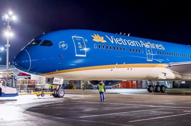 Vietnam Airlines nói về sự cố Boeing 787 hạ cánh lần 2 tại Úc