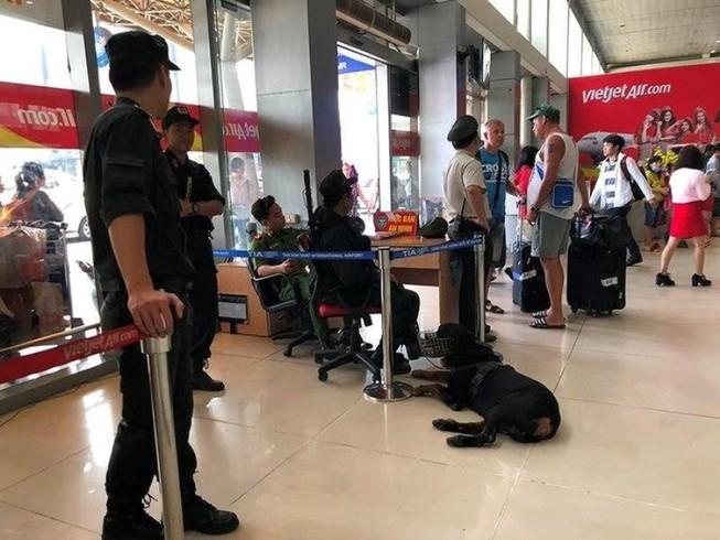 500 trường hợp vận chuyển vật nguy hiểm qua Tân Sơn Nhất