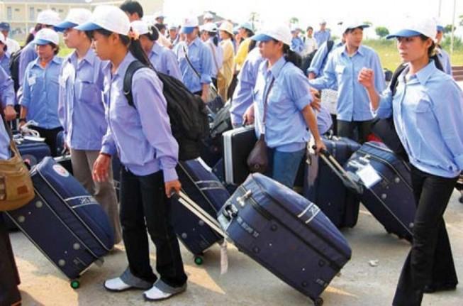 Năm công ty xuất khẩu lao động bị phạt 180 triệu đồng