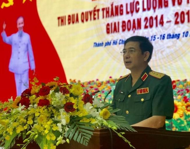 Quân khu 7 góp phần bảo vệ Tổ quốc trong mọi tình huống